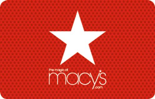 $25.00 Macy's E-Gift Card