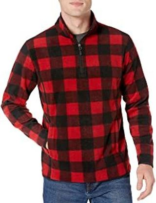 BASIC EDITIONS FLANNEL OUTDOORSMAN JACKET - SIZE 2X