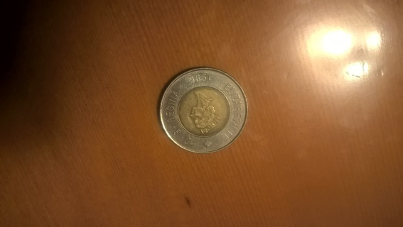 1996 Canada 2 Dollars coin