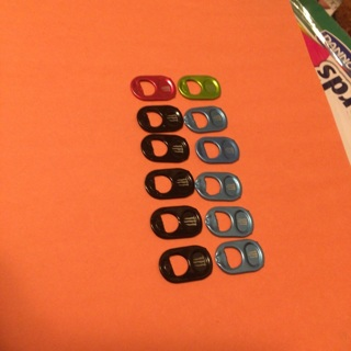 12 Miscellaneous Monster Pop Tabs