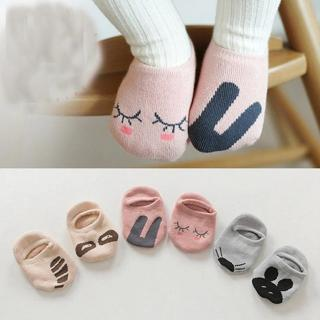 Unisex Baby socks floor sock baby boys socks girls kids Children cutu animal rabbit rat bear patte