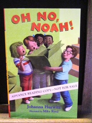 Oh No, Noah! - by Johanna Hurwitz