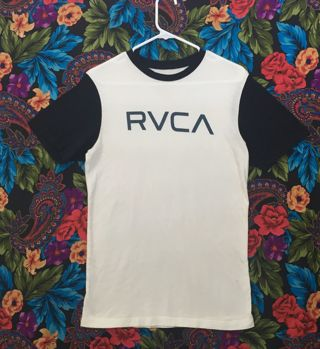 MEN'S RVCA SHIRT SIZE SMALL SKATE SHIRT FREE SHIPPING7