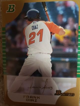 Baseball cards #1