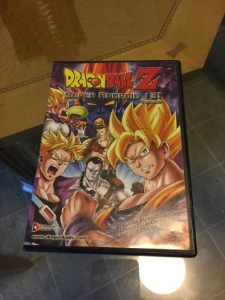 Dragon Ball Z: Super Android 13 Uncut Anime DVD