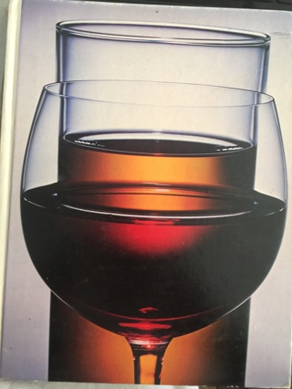 Wine and Spirits Time Life Vintage Cookbook