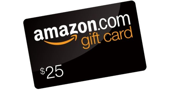 $25 Amazon Gift Card (Electronic Delivery)
