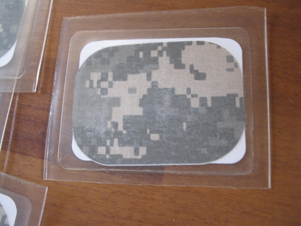 "brand new - 3"" x 4"" S.O.T. Source One Tactical military grade Camo patch - No Iron needed"