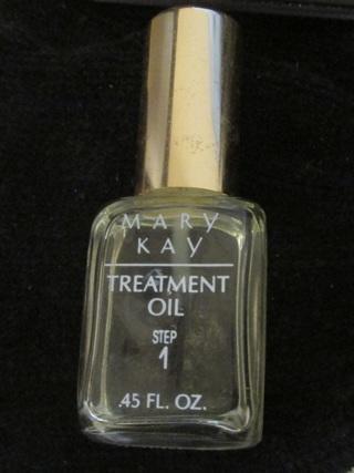 Mary Kay Nail Treatment Oil