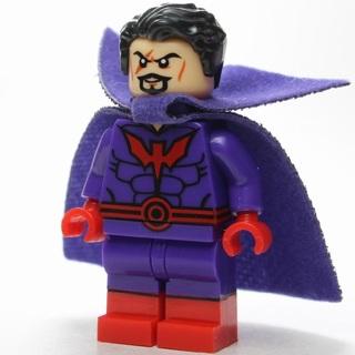 New Black Tom Cassidy Super Heroes Minifigure Building Toys Custom Lego