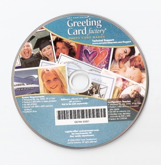 free greeting card factory photo card maker pc cd rom free ship - Free Greeting Card Maker