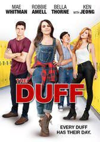 The Duff - HD - MOVIE CODE ONLY - VUDU