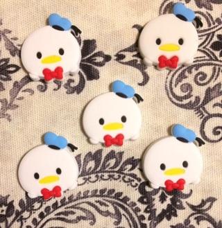 Kawaii Donald Duck  soft cabs