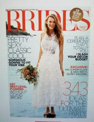 ONE YEAR OF YOUR CHOICE MAGAZINE WEDDINGS DECORATIONS DRESS