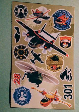 Sandylion Airplanes Stickers