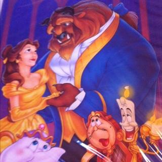 Walt Disney Beauty And Beast