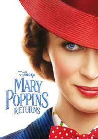 Mary Poppins Returns Google Play HD