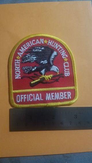 American hunting club patch