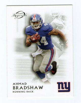 Ahmad Bradshaw Card