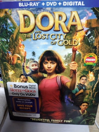 DORA  ans the LOST CITY of GOLD