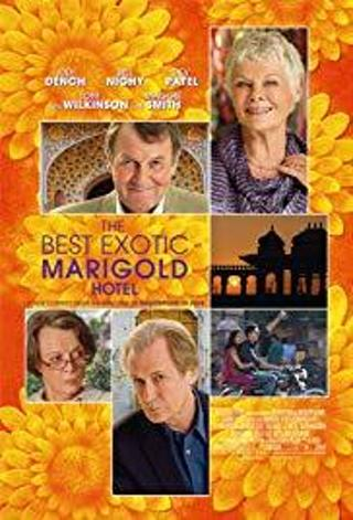 The Best Exotic Marigold Hotel PG-13 2011 ‧ Drama/Comedy-drama ‧ 2h 4m HD Digital code