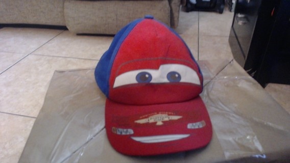 Cars Hat for Small Boy or Girl
