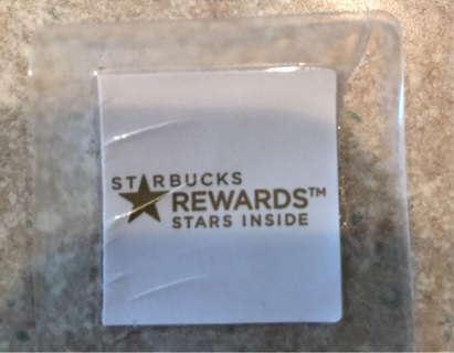 Starbucks Rewards Star points!!!