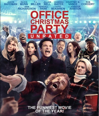 Office Christmas Party HD iTunes code