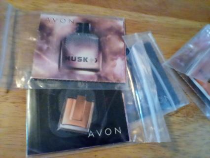5 Mens Avon Fragrance Samples: New (#2)