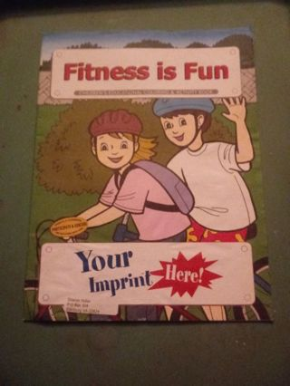 Fitness is Fun Booklet