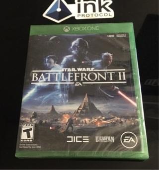 Star Wars Battle Front II - Xbox One