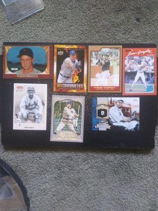 1954-2013 Tigers Greats & Vintage