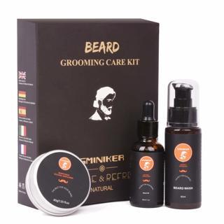 Beard Grooming Kit for Beard Care