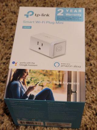 TP Link Smart Wifi Plug