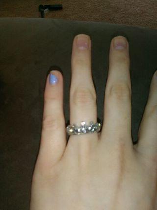 Crown Princess ring
