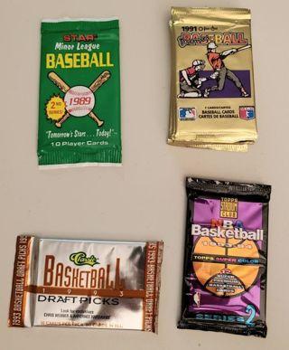 1991 O-Pee-Chee Baseball,1989 Star Baseball,1993 Classic,94 TSC