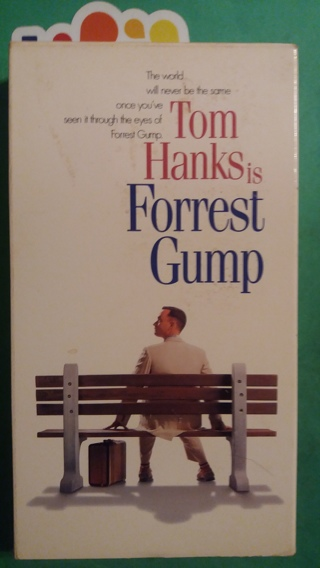 VHS movie  forrest gump  free shipping