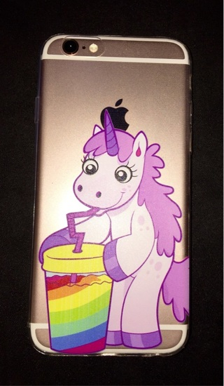 iPhone 6/6s Unicorn Silicone Case