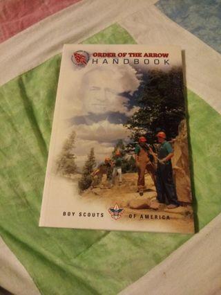 Order of the Arrow Handbook