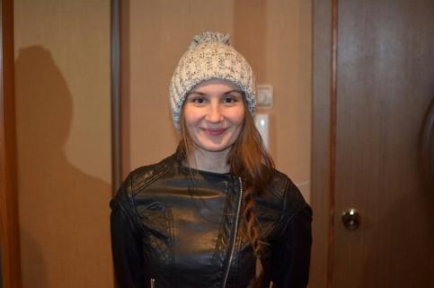 Women Grils Skullies Women's Beanies Warm Knitted Hat Female Winter Cap