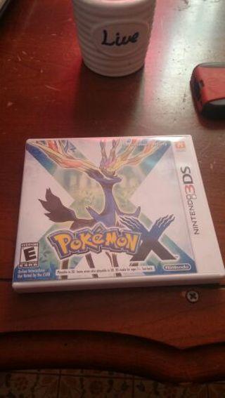 Pokemon x game