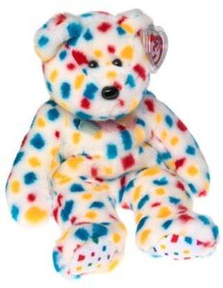 30fd41c66de Free  TY 2K BEANIE BABY CONFETTI CELEBRATION BEAR - Collectible Toys ...
