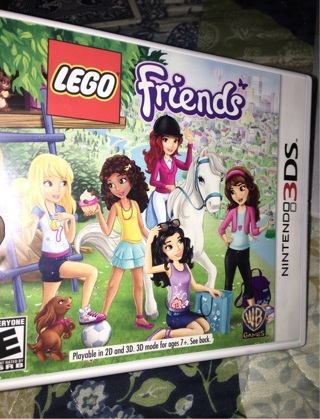 Free Lego Friends Ds Game Excellent Condition Nintendo Games