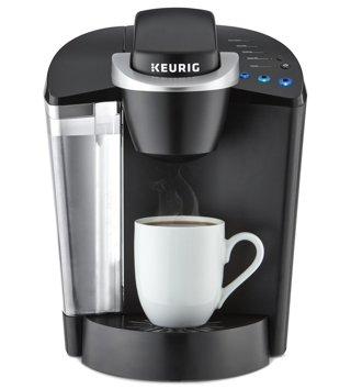 Brand New Keurig K55 Single Serve Programmable K-Cup Pod Coffee Maker, Black