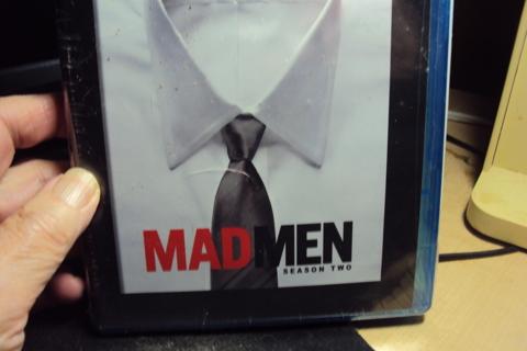 """Mad Men"", season 2 Blu-ray."