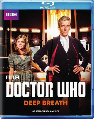 Doctor Who BBC - Unopened Blu Ray disc