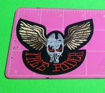 **~ Skull patch #2 Free Rider ~**