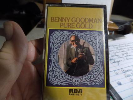 Benny Goodman Pure Gold Cassette