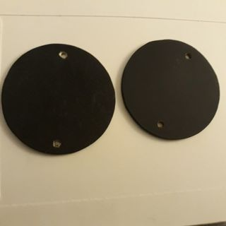 **MORE COOL CHALKBOARD CRAFT DISCS **