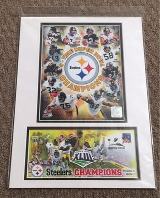 new product a7ef8 14d46 Free: *Rare* Pittsburgh Steelers Memorabilia - Other ...